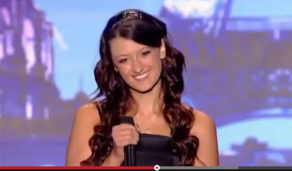 オーディション番組に出場した美女のスゴすぎるパフォーマンスに世界中で話題沸騰中