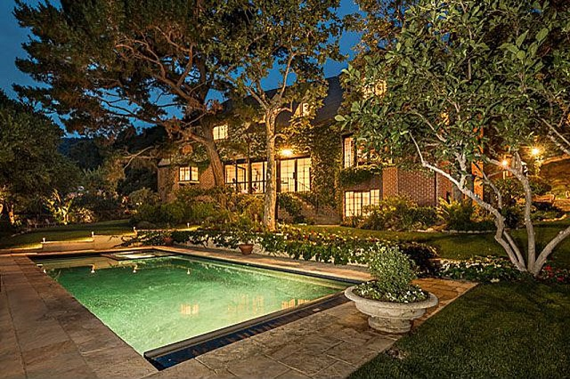 For Sale: Hollywood House With Celebrity-Rich Pedigree -- AOL Real Estate