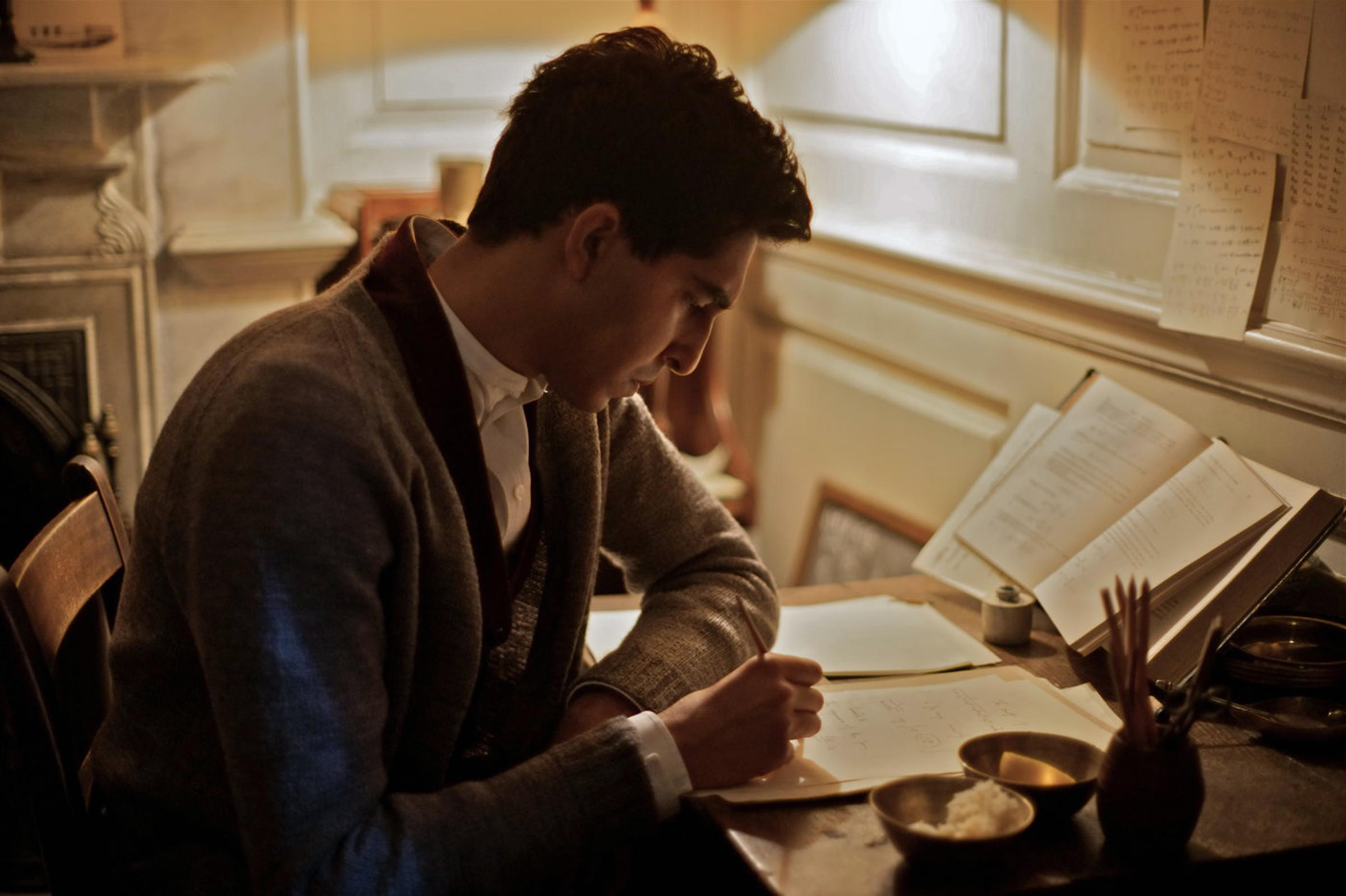 The Man Who Knew Infinity: A Life of the Genius Ramanujan is film of the biography book of the Indian mathematician Srinivasa Ra