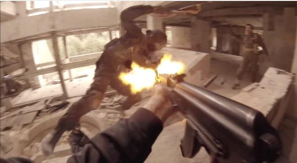 世界初アクションP.O.V. 映画『ハードコア』 出資を募るために作られたPVがスゴすぎる