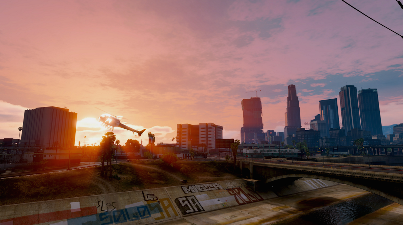 Massive 'GTA V' mod adds way more than 4K textures