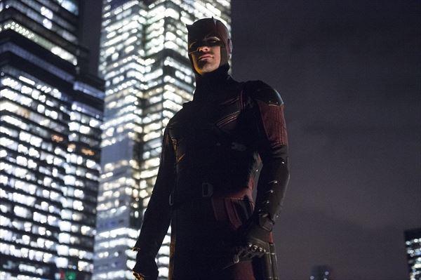 全米トップ批評家の満足度98%!NYの悪を裁く、マーベル発ダークヒーロー『デアデビル』