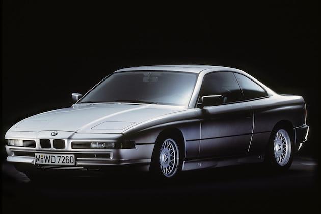 BMWが「825」「830」「850」「M8」など「8シリーズ」に関する名称の商標登録を申請