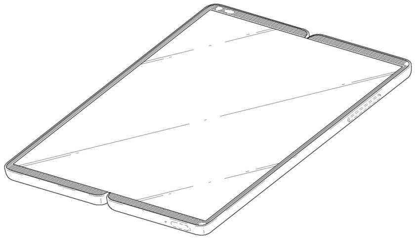 LG también piensa en un teléfono plegable que se convierte en tablet