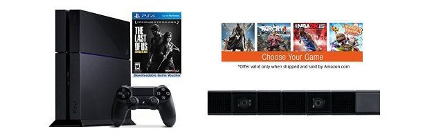 amazon offers ps4 camera and two games for under 450 joystiq. Black Bedroom Furniture Sets. Home Design Ideas