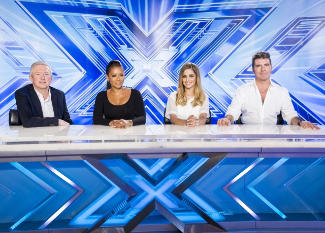 Cheryl Cole wows in new X Factor promo pics