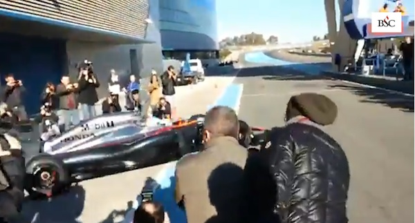 【爆音注意】マクラーレン・ホンダの新しいエンジンサウンドが低音で豪快すぎると話題