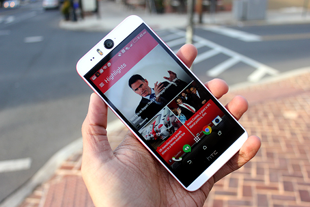 HTC sees its first quarterly sales rise in three years