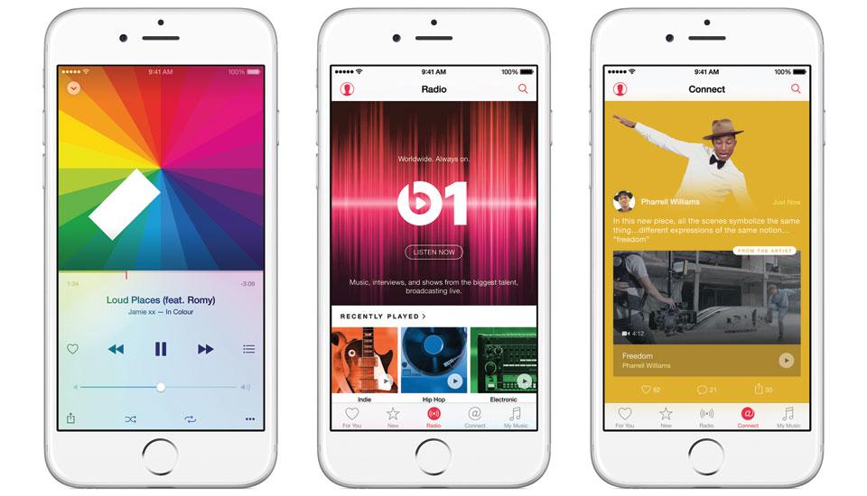 Apple Music por fin se estrenó, ¿lo has probado?