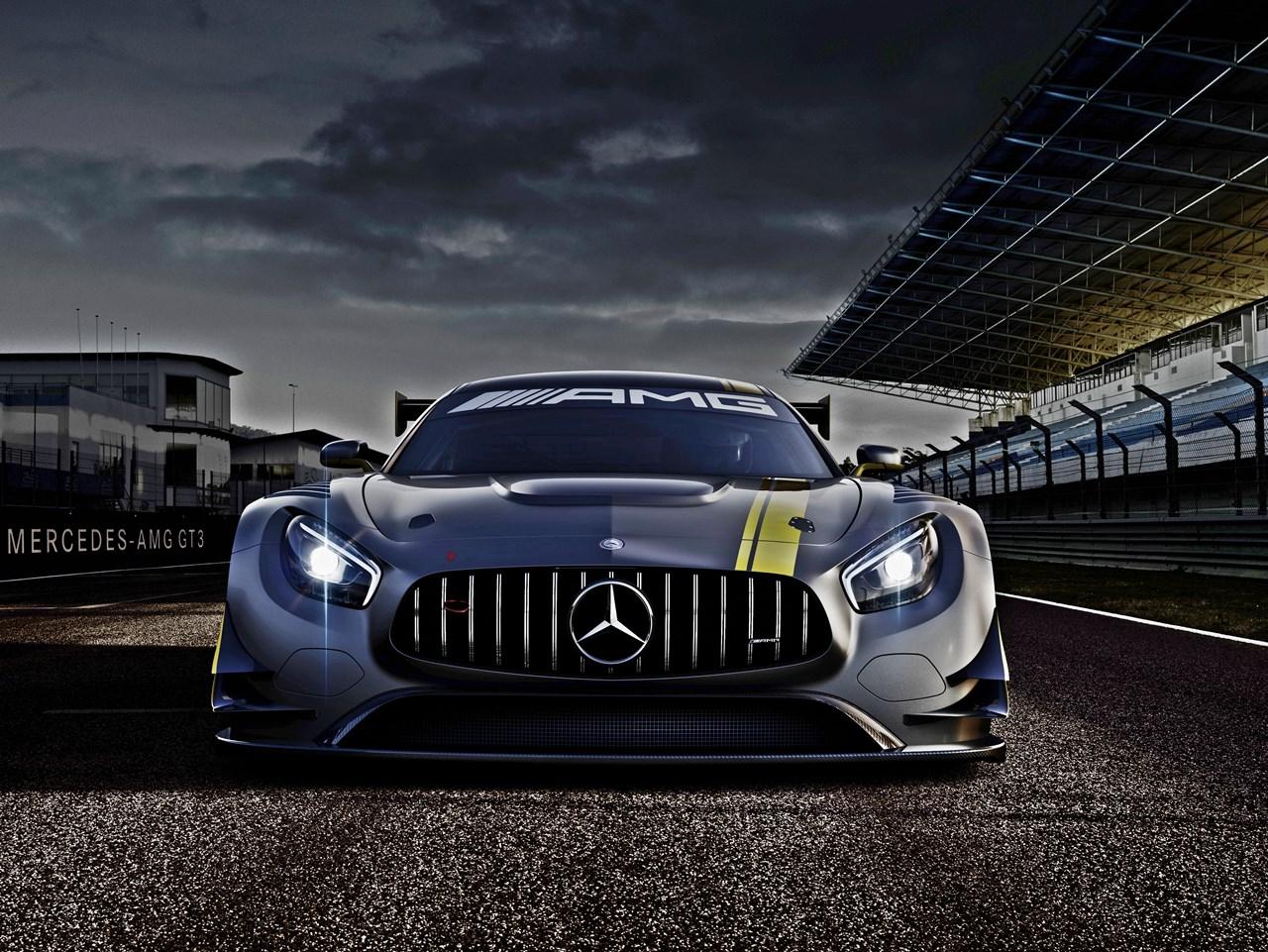 Teaser-Bild: Mercedes-AMG GT3