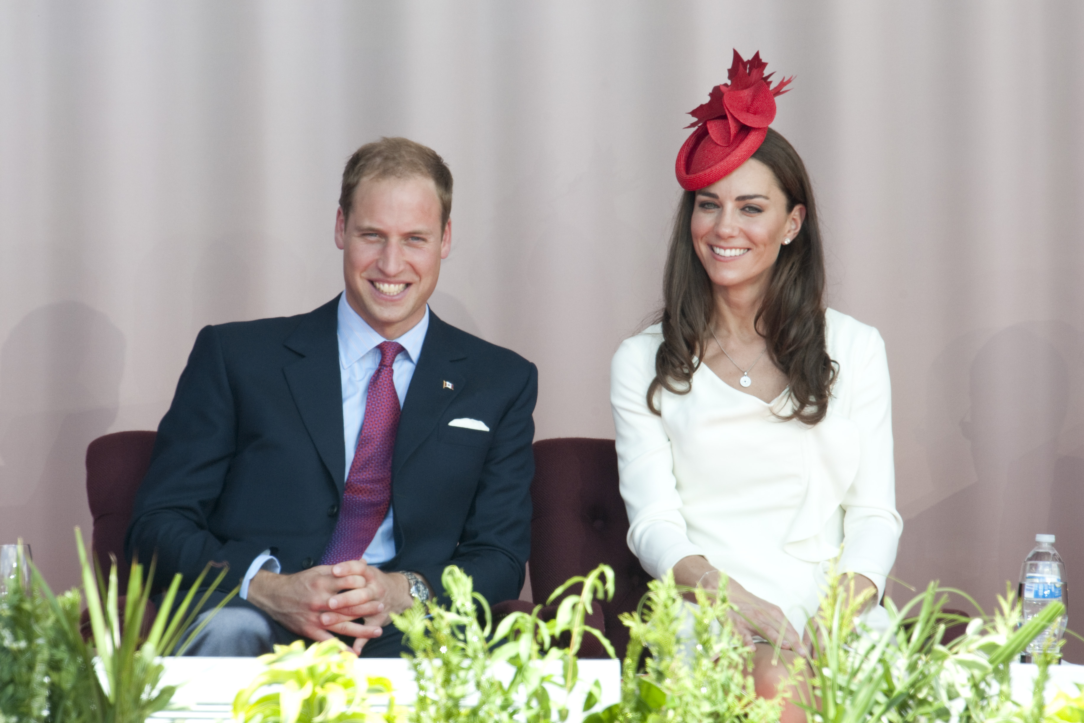 Duke And Duchess Of Cambridge In Canada - Day Two