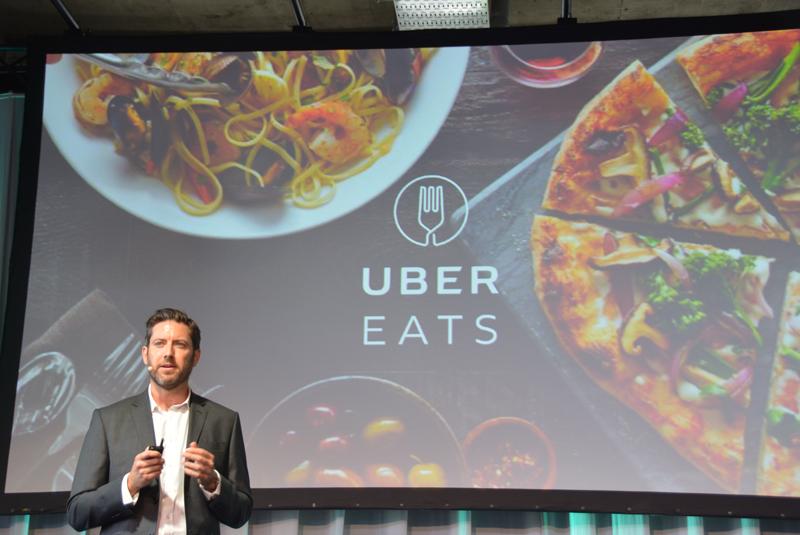 「もうピザ飽きた」人に朗報! 配車サービス「Uber」が超画期的な人気レストランのデリバリーサービスを開始