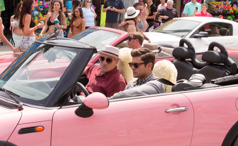 『タクシー・ドライバー』と『ハイスクール・ミュージカル』の共演にザック・エフロンも大興奮! ロバート・デ・ニーロとのハチャメチャ主演作『ダーティ・グランパ』