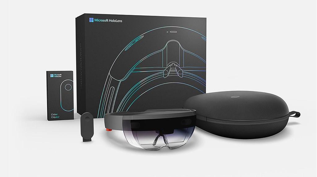 HoloLens ya está disponible para los desarrolladores