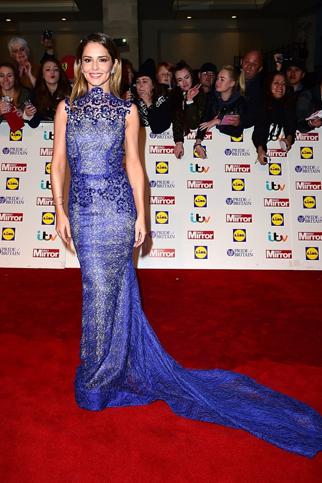 Cheryl Fernandez-Versini wows at Pride of Britain Awards