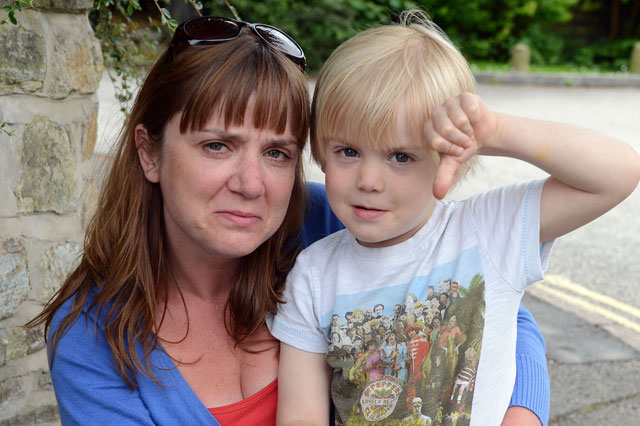 Playground closes after complaint about noisy children