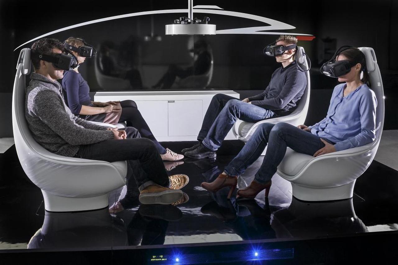 Revolution im Innenraum: Mercedes zeigt Pkw-Interieur der Zukunft