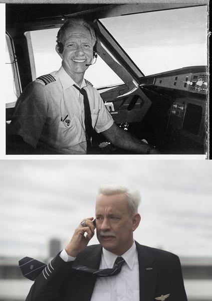 『ハドソン川の奇跡』主人公のモデルとなったサリー機長がイーストウッドとの制作秘話&感想を明かす 「とても感動的な経験だった」