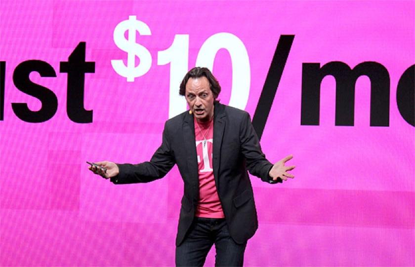 USA: Die Fusion von T-Mobile und Sprint ist vom Tisch