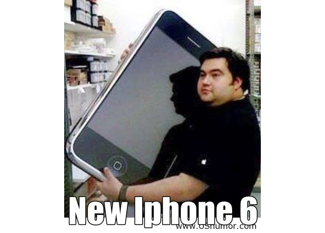 iPhone is big