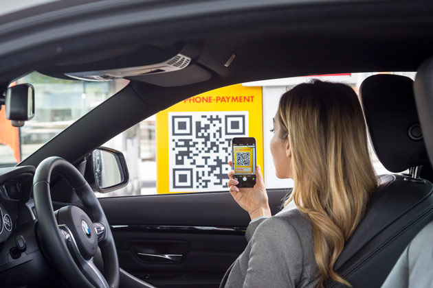 Shell petrol stations to let you pay with your phone using PayPal