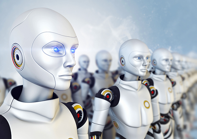 Robot Future: The Inevitable Rise of Artificial Intelligence