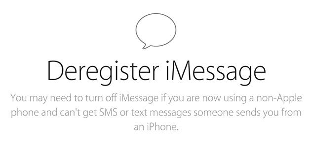 Apple crea una herramienta con la que poder desvincular tu número de iMessage