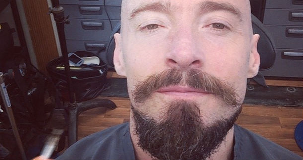 hugh+jackman+bald+pan Hugh Jackman Goes Bald for Blackbeard in Pan (PHOTO)