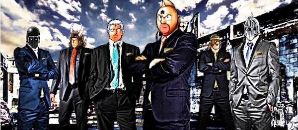 キン肉マンがビジネススーツで闘う!大人向けポッキー「ポッキーデミタス」CMがカッコいい