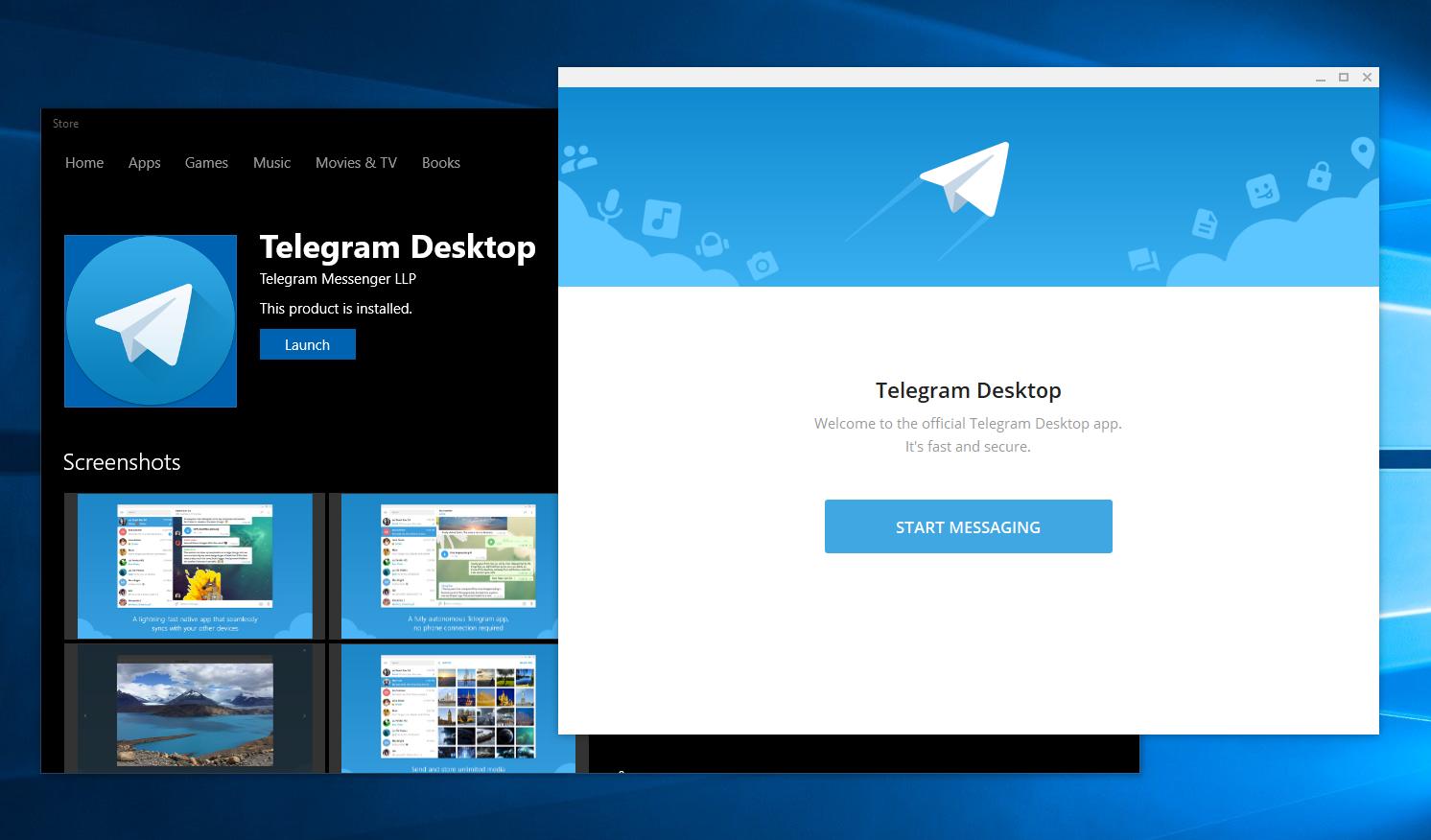Telegram für Windows und Mac kann jetzt auch telefonieren