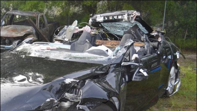 死亡事故を起こしたテスラ「モデルS」が、オートパイロットを作動しスピード違反していたことが判明
