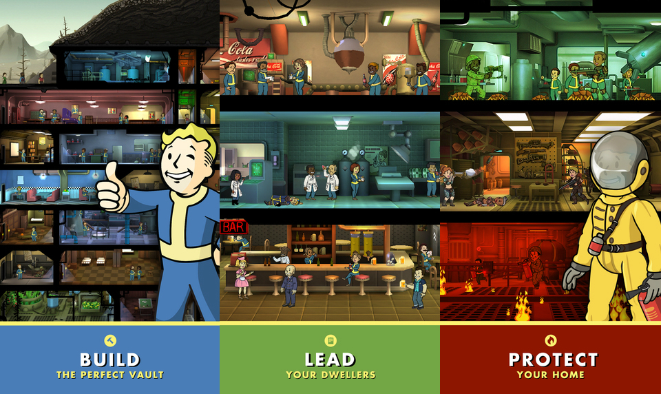 Fallout Shelter To Hit Android This August