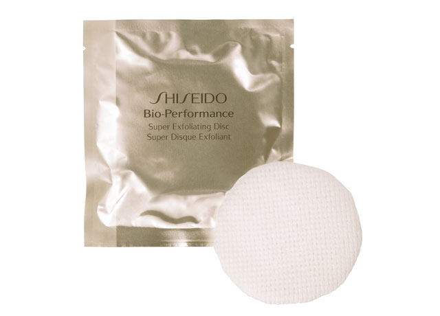 Shiseido Bio Performance Super Exfoliating Discs
