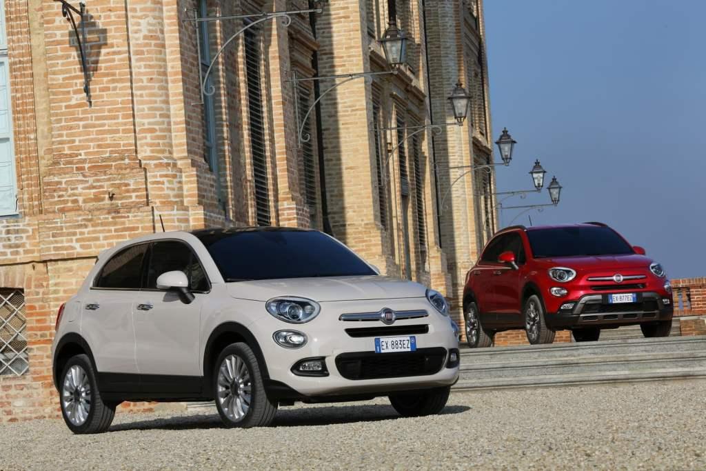 Markteinführung Fiat 500X