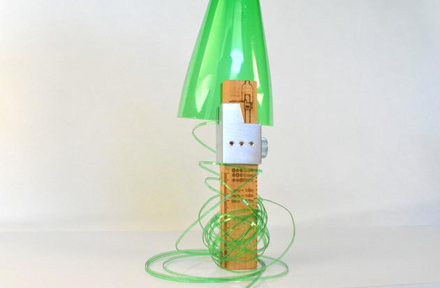 schnur aus pet flaschen schneiden recycling tool geht auf kickstarter steil engadget deutschland. Black Bedroom Furniture Sets. Home Design Ideas