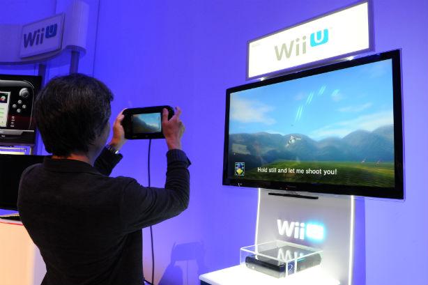 Star Fox flies in formation on Wii U