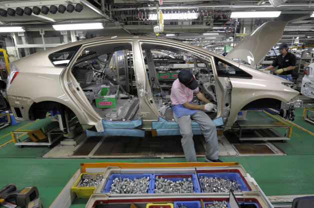 【レポート】トヨタの生産工程の一部をロボットから人の手へ戻すプロジェクト