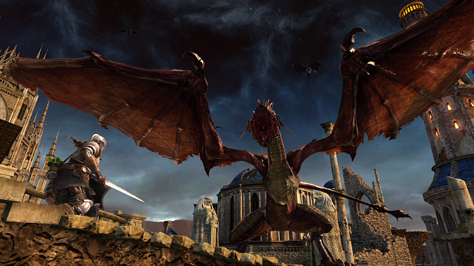 Dark Souls II is being reborn on next-gen consoles!