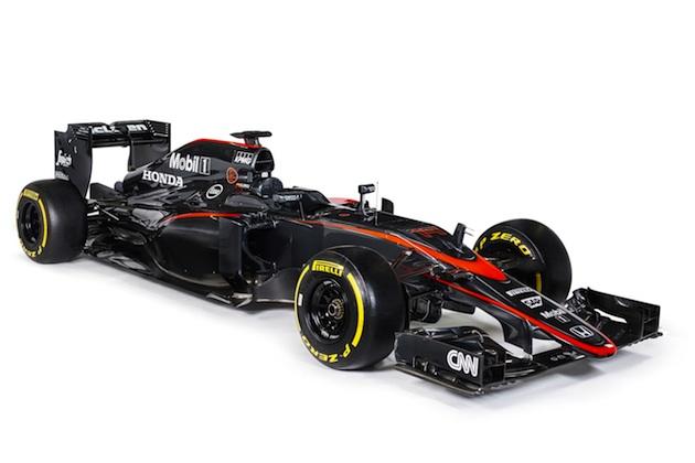 ようやくシルバーと決別!? マクラーレンがF1マシンの新カラーリングを発表!