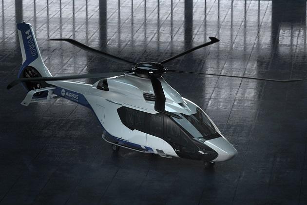 プジョーが、エアバスの新型ヘリコプターのデザインを担当