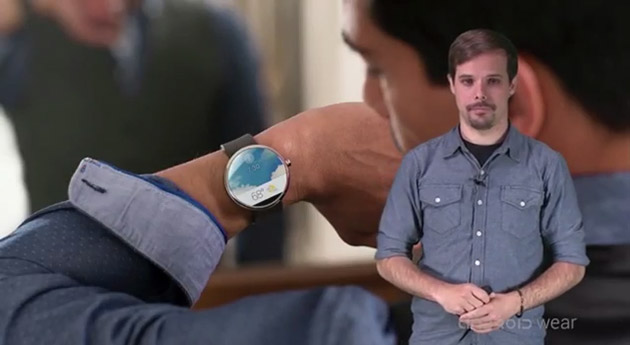 Una introducción a Android Wear (video)