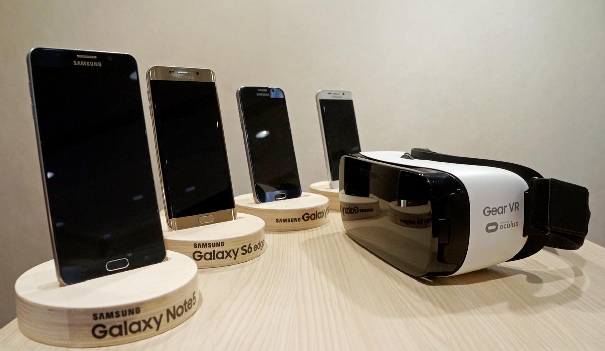 Hulu's virtual reality app will launch alongside Gear VR in November