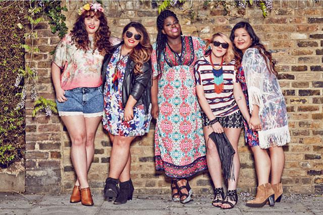 Plus Size Fashion Lookbook undefined