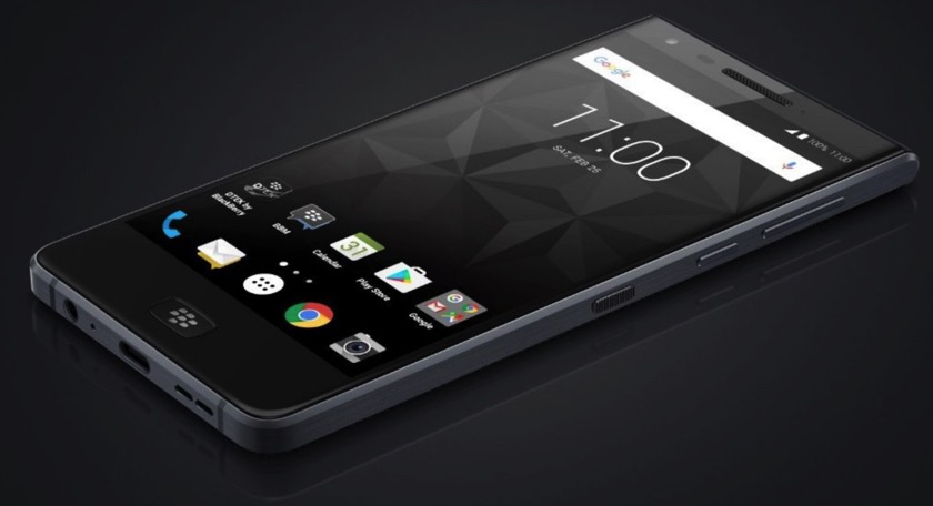Blackberry Motion: Neues Android mit riesiger Batterie