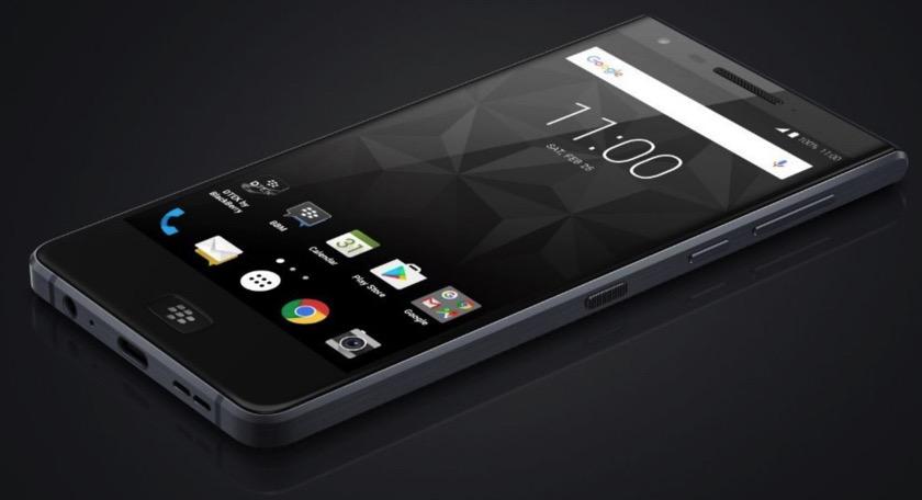 BlackBerry Motion offiziell vorgestellt