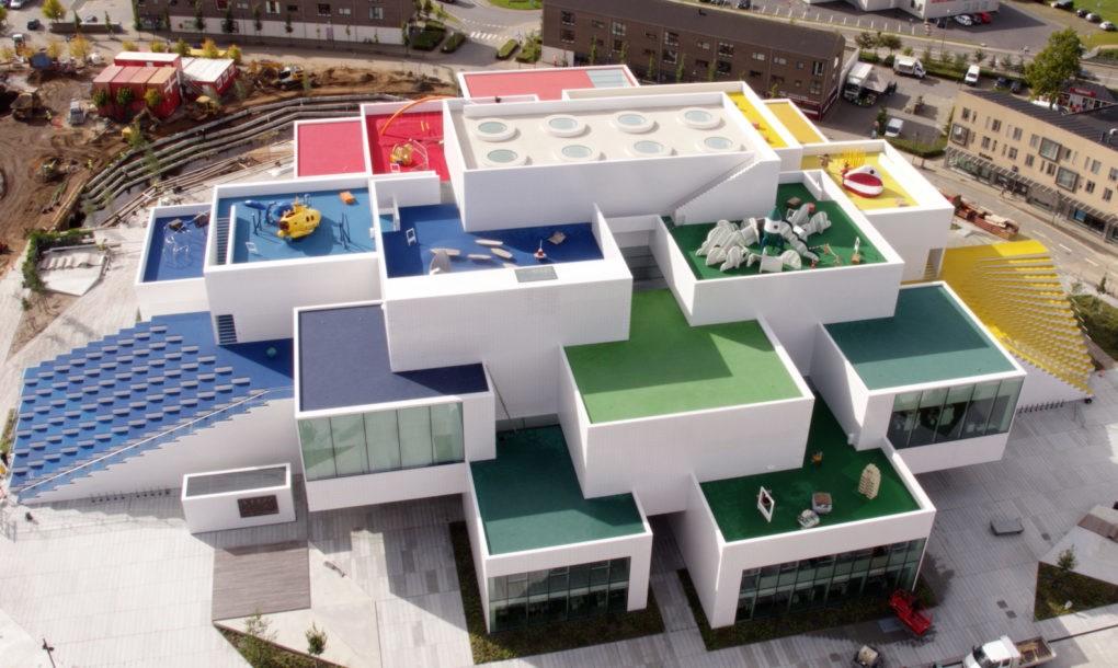 Spektakulär: LEGO House in Billund eröffnet