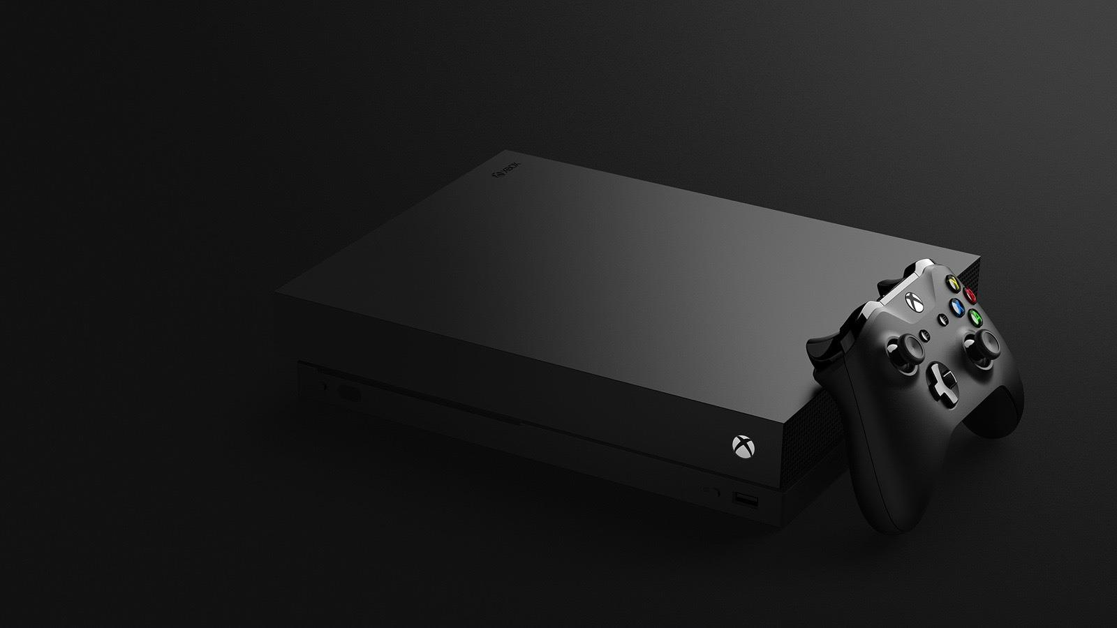 La Xbox One X ofrecerá soporte nativo para pantallas 1440p
