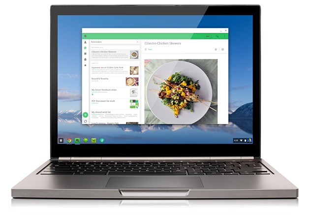The first four Android apps for Chrome OS are here