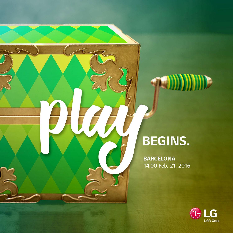 Sigue en directo el evento de LG en la MWC 2016