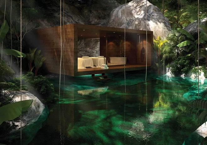 Este es el mejor hotel del mundo y está en Yucatán